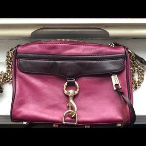 Pre-owned Rebecca Minkoff MAC convertible purse